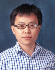 headshot of Zongfu Yu