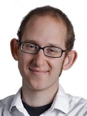 profile shot of Randall Goldsmith