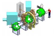 cartoon image of a mirror machine